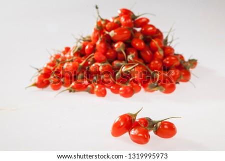 berries Goji berries #1319995973
