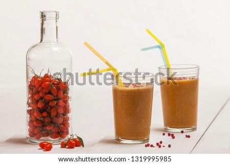 berries Goji berries #1319995985