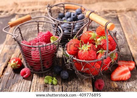 berry fruit #409776895