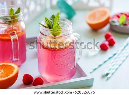 Berry Lemonade /1