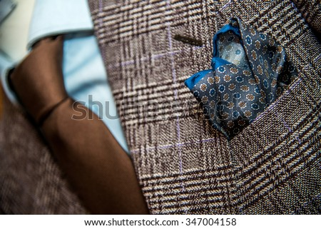 Bespoke suit, tailoring tradition