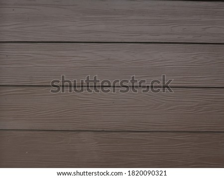 Best Dark Brown Faux wood wall image Photo stock ©
