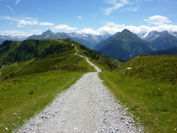 Best Mountain Bike trail in the alps