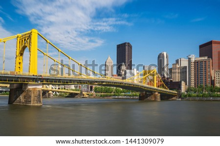 Best Photos of Pittsburgh, PA, USA