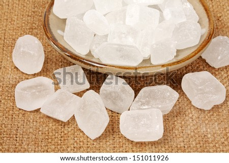 Best quality Natural rock sugar for special recipe of food and beverages