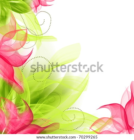 stock photo Best Romantic Flower Background