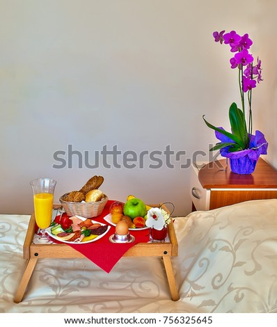 best served breakfast is served in bed  #756325645