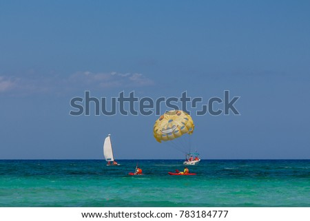 Best Water Sports in Tulum Mexico