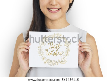 Best Wishes Greeting Cards Gift Cards #561459115