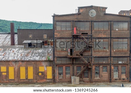 Bethlehem Steel building #1369245266