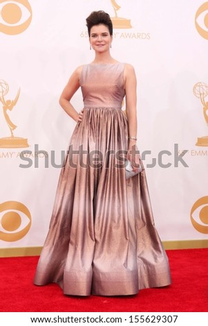 Betsy Brandt at the 65th Annual Primetime Emmy Awards Arrivals, Nokia Theater, Los Angeles, CA 09-22-13