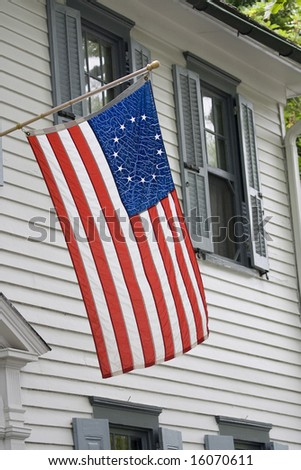 first american flag pictures. First American flag