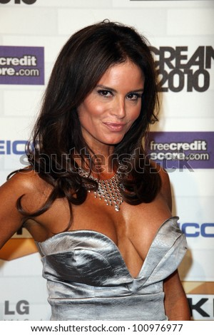betsy russell at spike tv s amp scream 2010 amp greek theater