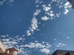 Beutiful sky for beautiful people.