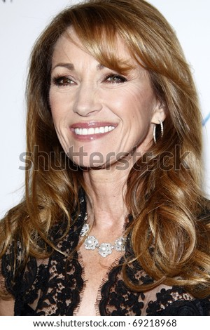 BEVERLY HILLS - JAN 16:  Jane Seymour arrives at The Weinstein Company And Relativity Media\'s 2011 Golden Globe Awards Party at Beverly Hilton Hotel on January 16, 2011 in Beverly Hills, CA