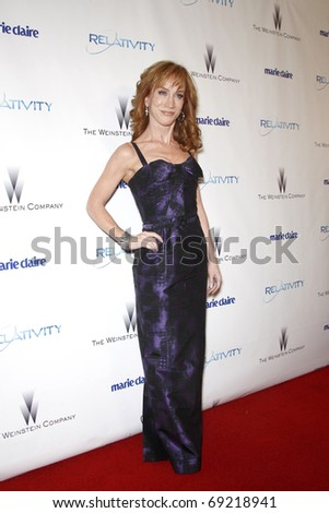 BEVERLY HILLS - JAN 16:  Kathy Griffin arrives at The Weinstein Company And Relativity Media\'s 2011 Golden Globe Awards Party at Beverly Hilton Hotel on January 16, 2011 in Beverly Hills, CA