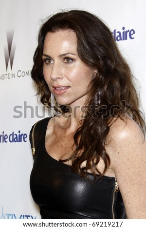 BEVERLY HILLS- JAN 16:  Minnie Driver arrives at The Weinstein Company And Relativity Media\'s 2011 Golden Globe Awards Party at Beverly Hilton Hotel on January 16, 2011 in Beverly Hills, CA
