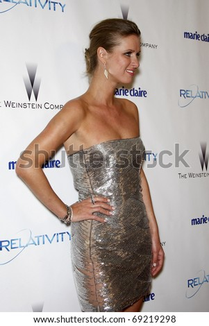 BEVERLY HILLS - JAN 16: Nicky Hilton arrives at The Weinstein Company And Relativity Media\'s 2011 Golden Globe Awards Party at Beverly Hilton Hotel on January 16, 2011 in Beverly Hills, CA