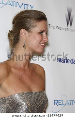 BEVERLY HILLS - JAN 16: Nicky Hilton at The Weinstein Company And Relativity Media\'s 2011 Golden Globe Awards Party in Beverly Hills, California on January 16, 2011