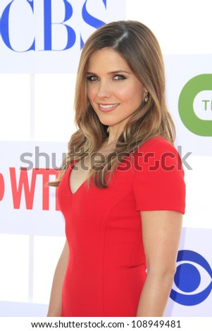 BEVERLY HILLS - JUL 29: Sophia Bush at the 2012 TCA CBS, Showtime and The CW Summer Press Tour party on July 29, 2012 in Beverly Hills, California