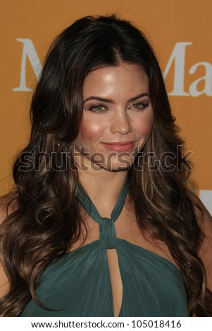 BEVERLY HILLS - JUN 12: Jenna Dewan at the 2012 Women In Film Crystal + Lucy Awards held at The Beverly Hilton Hotel on June 12, 2012 in Beverly Hills, California