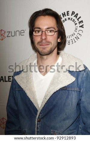 BEVERLY HILLS - MAR 12:  Martin Starr arriving at the Paleyfest 2011 event honoring Freaks and Geeks/Undeclared in Beverly Hills, California on March 12, 2011.