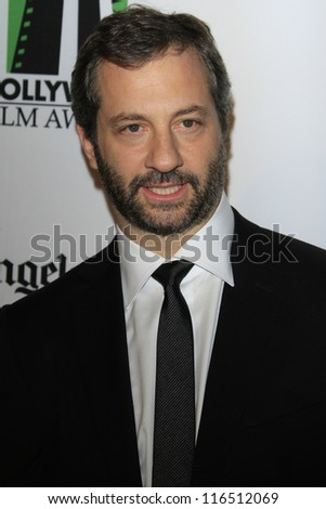 BEVERLY HILLS - OCT 22: Judd Apatow at the 16th Annual Hollywood Film Awards Gala at The Beverly Hilton Hotel on October 22, 2012 in Beverly Hills, California