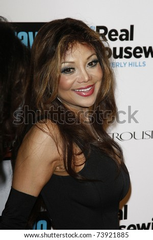 BEVERLY HILLS - OCT 11:  LaToya Jackson at the Bravo's 'The Real Housewives of Beverly Hills' series party at Trousdale, Beverly Hills, California on October 11, 2010.