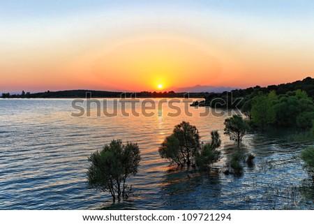 beysehir lake