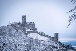 Bezdez Castle is a Gothic castle located some 20 kilometres southeast of Ceska Lipa, in the Liberec Region, Northern Bohemia, Czech Republic. Its construction began before 1264.