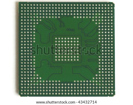stock photo : BGA chip
