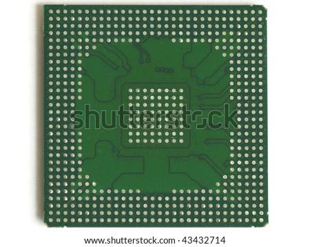 stock photo : BGA chip