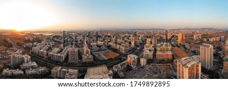 Bhayandar, also called Bhayander, is a suburb in Maharashtra, India, part of the Mumbai Metropolitan Region. It is in the north of Mumbai City and is governed by Mira-Bhayandar Municipal Corporation Сток-фото ©