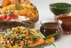 Bhel puri, Chat item, India