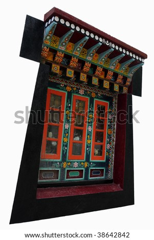 Bhutanese Window