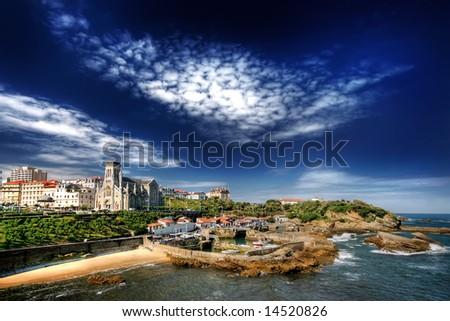 Biarritz HDR