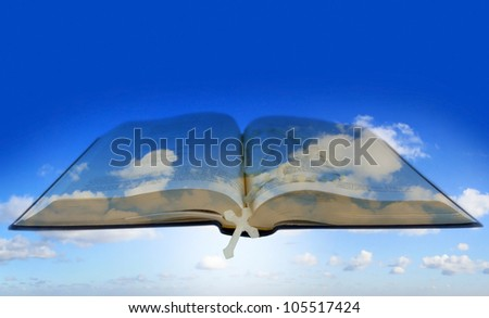 bible in the sky