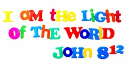 bible verse John 8:12