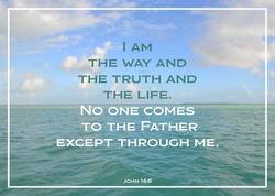 Bible Verse: John 14:6
