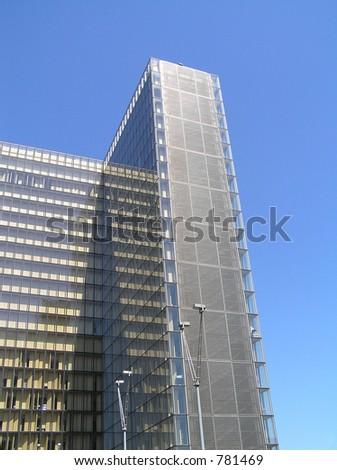 Bibliothèque Nationale de France, Paris 2 Photo stock ©