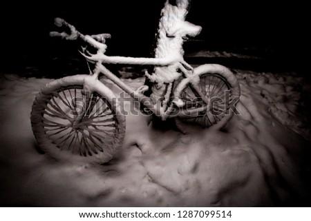 Bicycle bike sports recreation #1287099514