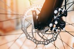 bicycle brake / front disc brake bike