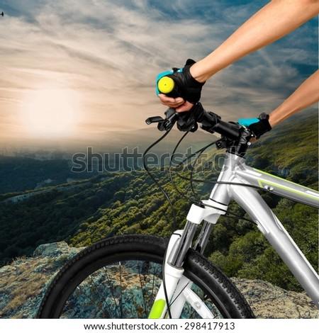 Bicycle, Cycling, Mountain Bike.