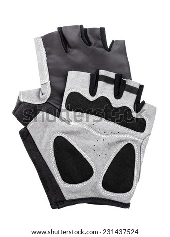 Bicycle gloves Stock photo ©
