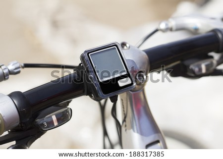 bicycle speedometer #188317385