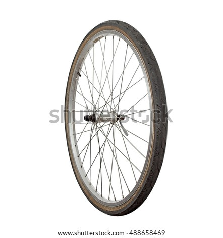 Bicycle Wheel #488658469