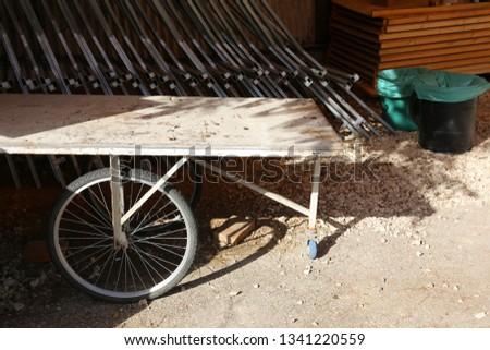 Bicycle - wheeled vehicle #1341220559