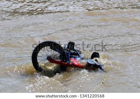 Bicycle - wheeled vehicle #1341220568