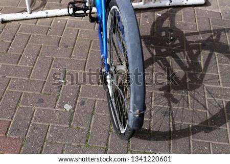 Bicycle - wheeled vehicle #1341220601