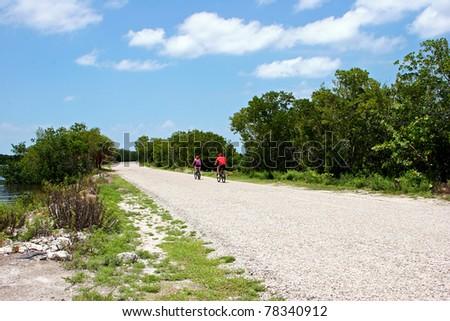Bicycling Ding Darling Wildlife Refuge Sanibel Florida